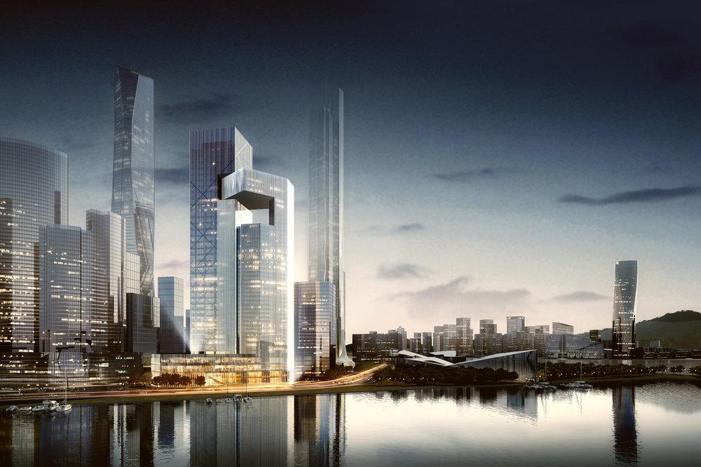 Hengqin International Transaction Plaza