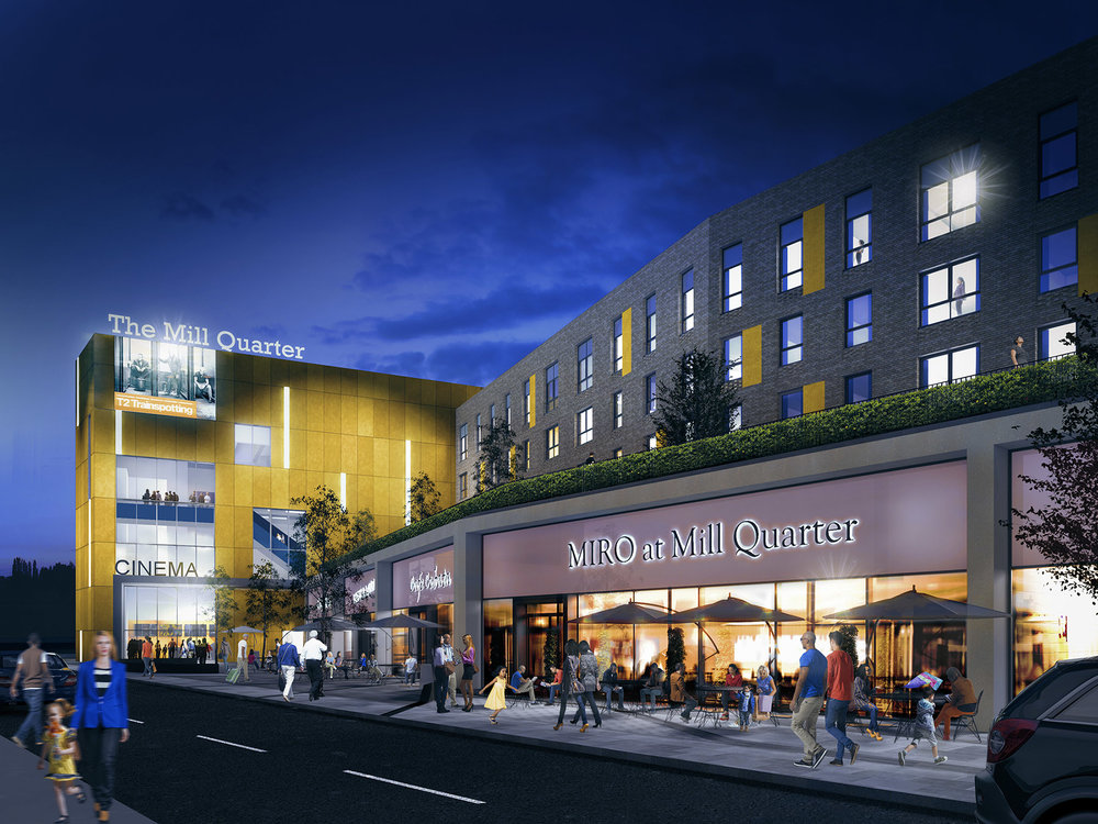 Mill Quarter Development