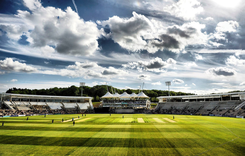 The Ageas Bowl - Rose Bowl