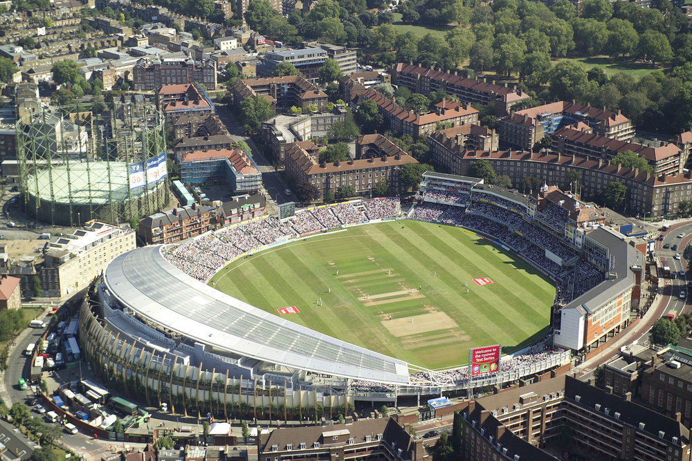 "The Kia Oval - ""The Oval"""