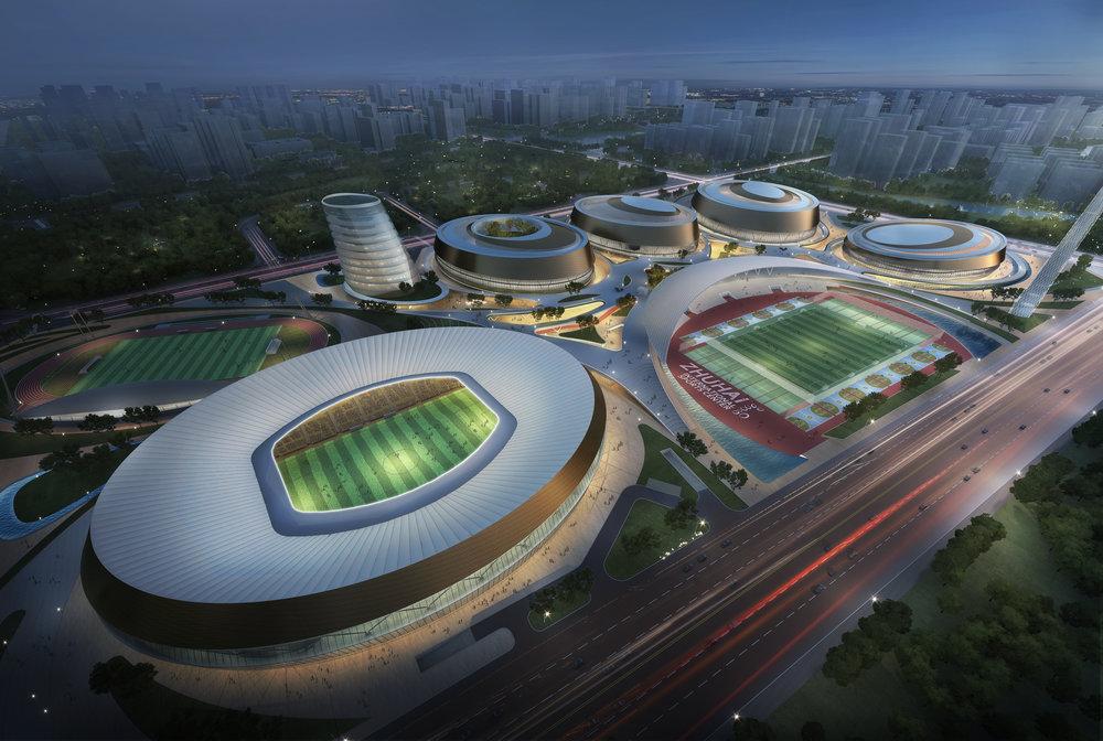 Zhuhai International Sports Center