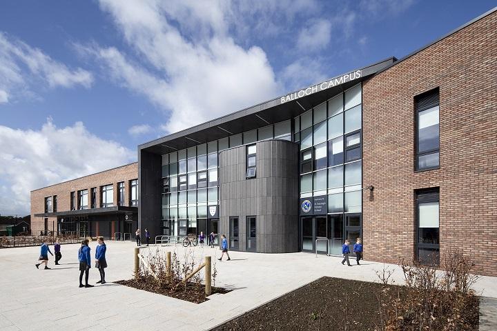 Balloch Shared Campus