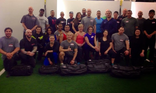 DVRT Level 1 &2. Assistant Instructor. Bodyspace Fitness. 3/20/14