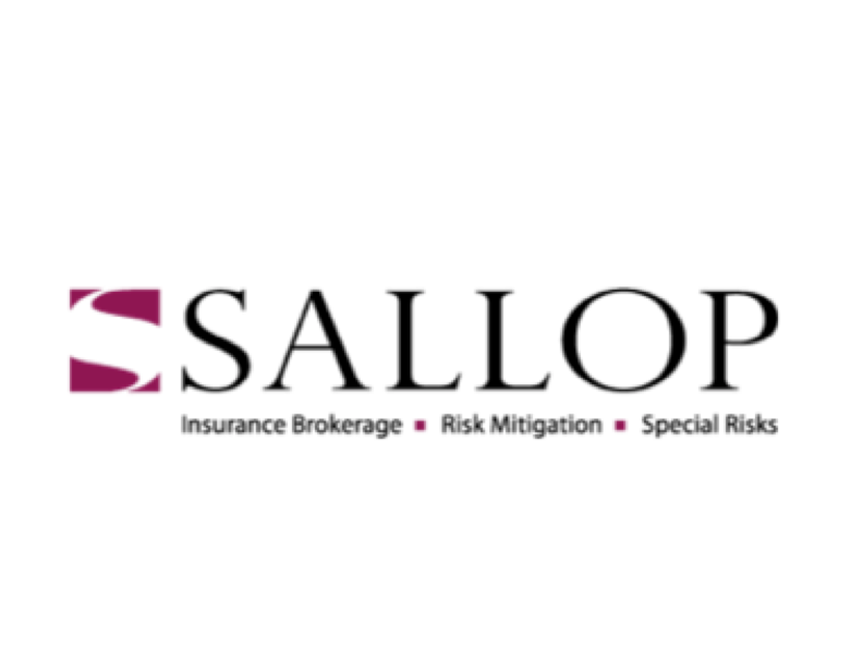 Sallop Insurance Agency Sallop Insurance Agency is an experienced risk management and insurance services provided specializing in real estate investment trusts, management companies and healthcare industries. Services include full service insurance brokerage and risk management.
