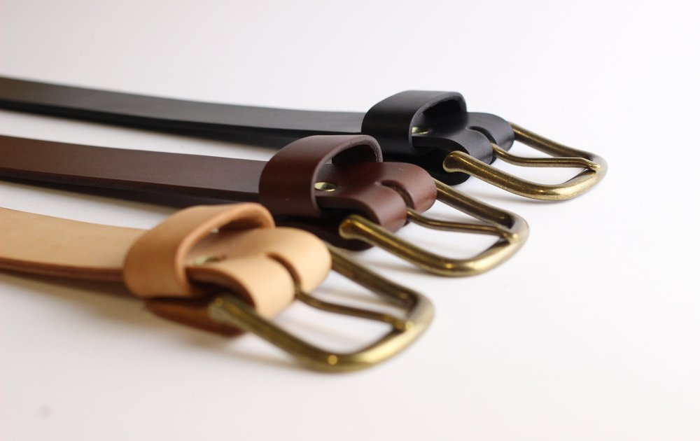 Made to Measure Belts -