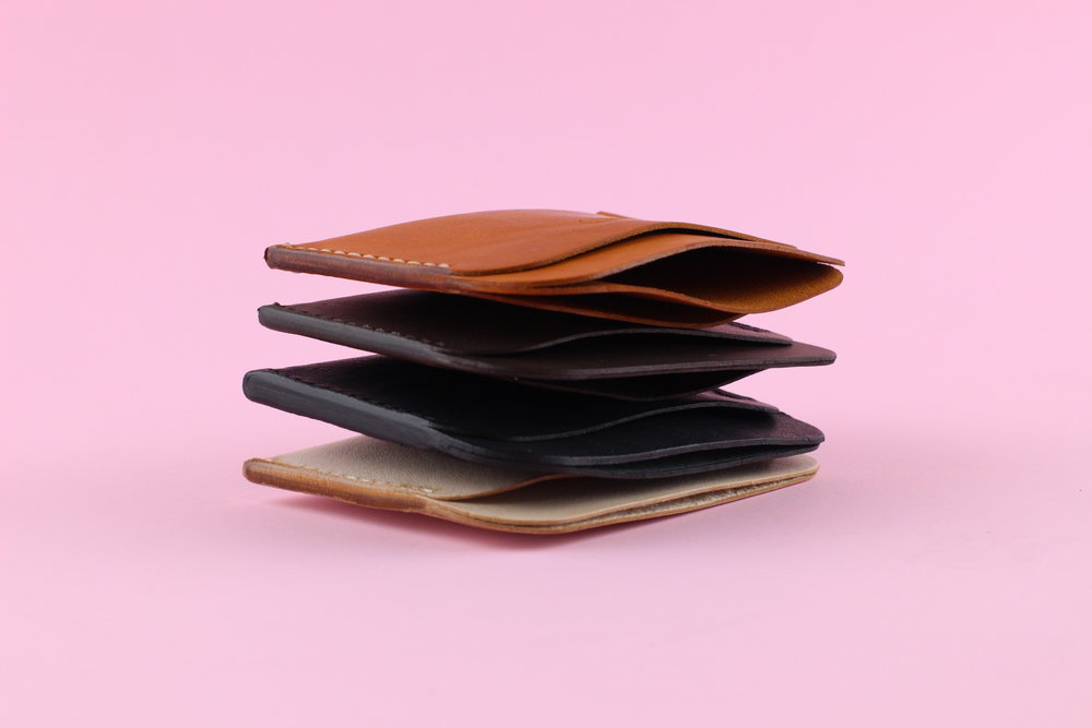 Three Pocket Wallet -