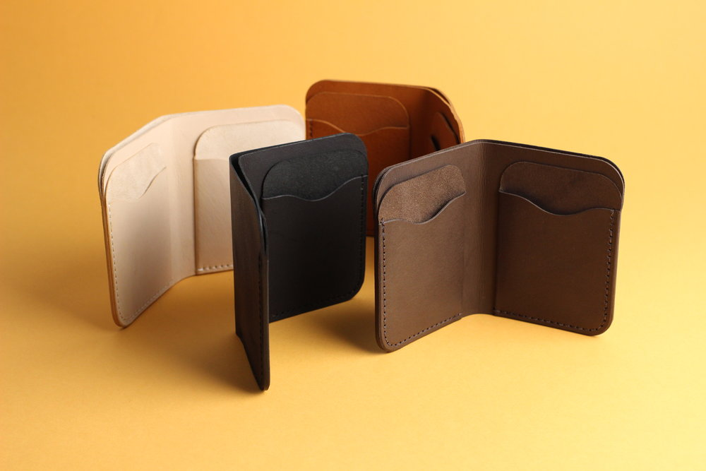 Upright Wallet -