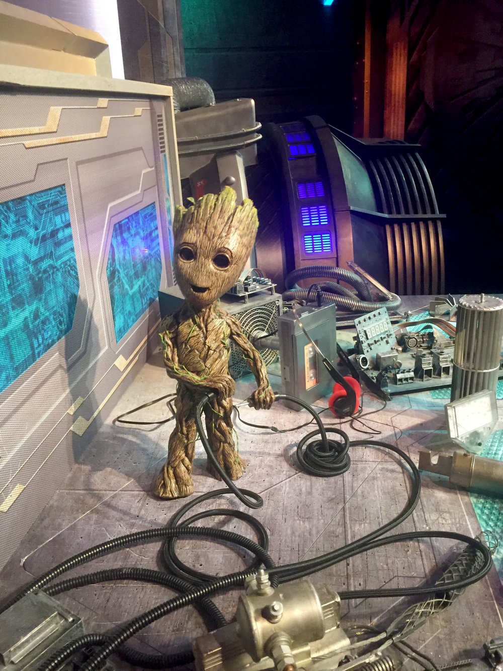 Isn't Baby Groot so adorable?!?!