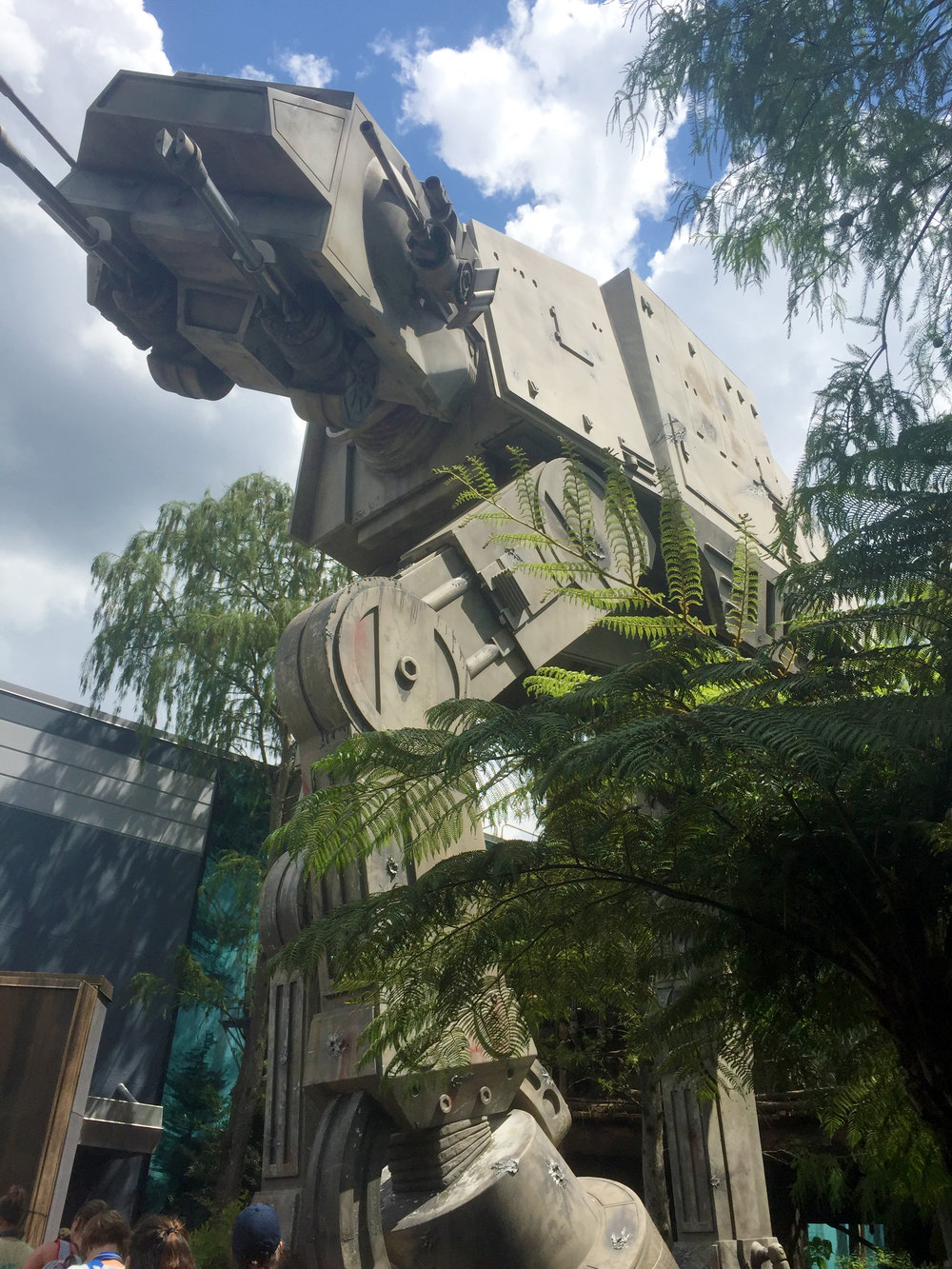 Star Tours continues to be a popular ride, so it's probably a safe choice for a Fastpass.