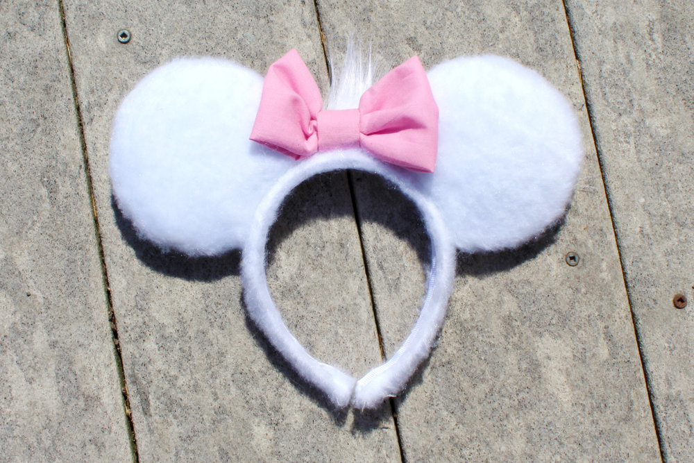 Marie Mickey Ears from Mouse Ears by Monica