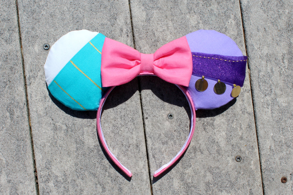Esmeralda Mickey Ears from Mouse Ears by Monica