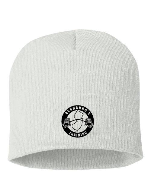 0415332c2 Sportsman - 8 Inch Knit Beanie - Round Logo Embroidered