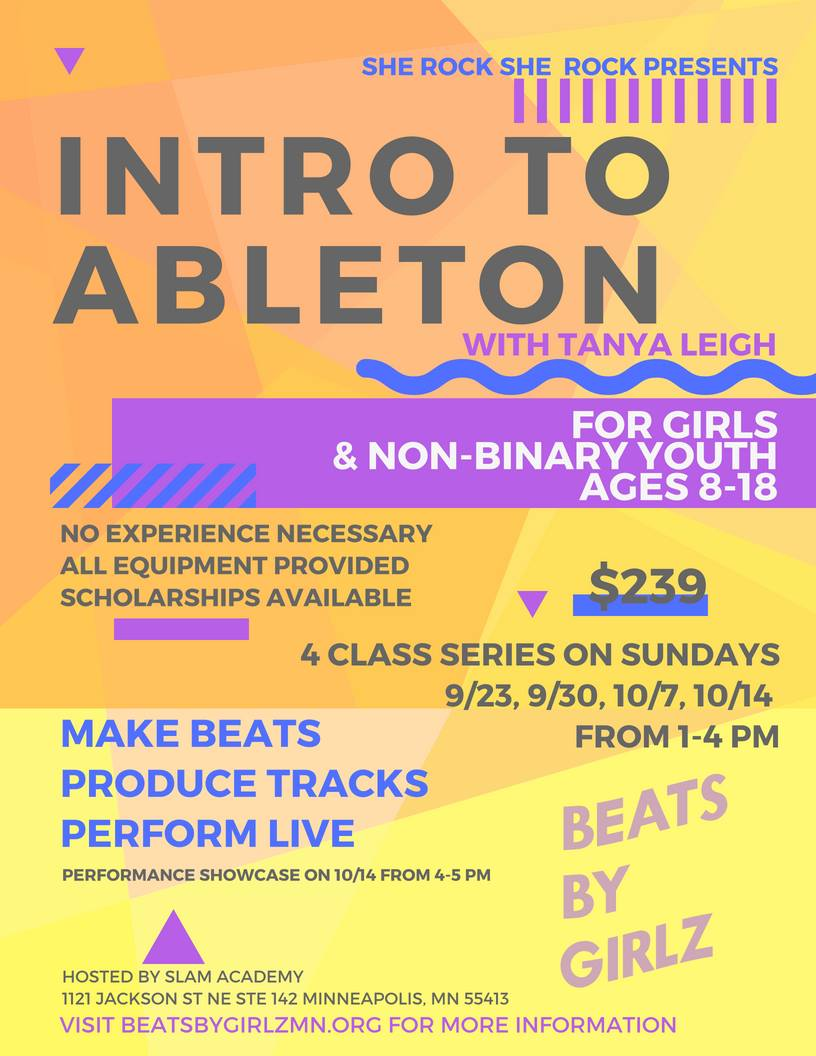 Beats By Girlz Intro to Ableton for YOUTH.jpg