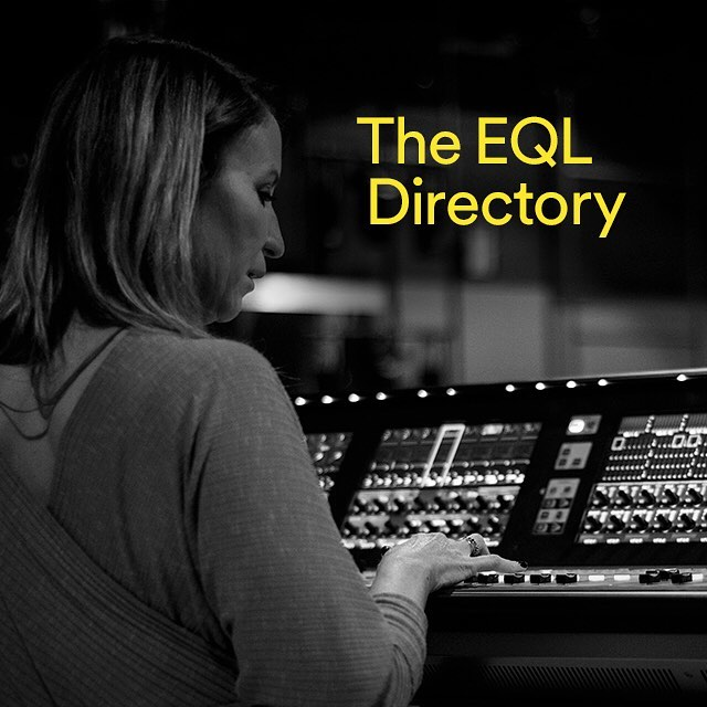 We're excited to announce that The EQL Directory is live. Made to amplify the careers and achievements of women working behind the scenes in music and audio. Search the directory now for audio professionals or create a free profile and claim your space in the community of women changing the face of audio. #makeiteql #Spotify https://makeiteql.com/