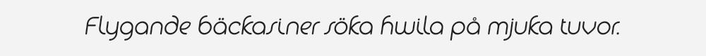 Alio Pro Medium Italic