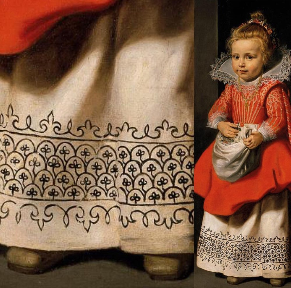 Artist: Cornelis de Vos  Magdalena de Vos  1623-1624 Chatsworth House