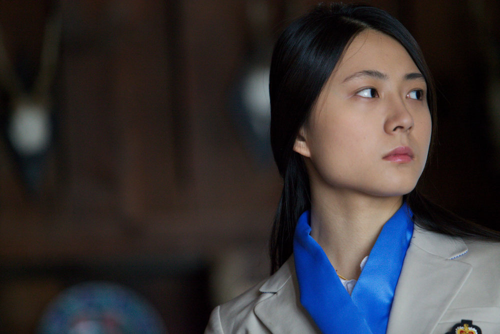 Woorim Jung in a still from  The Loyalist.  Photo by Paul Sarkis.