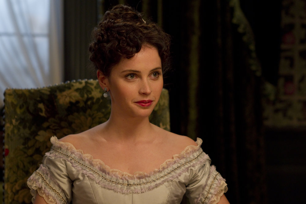 Felicity Jones in  Hysteria
