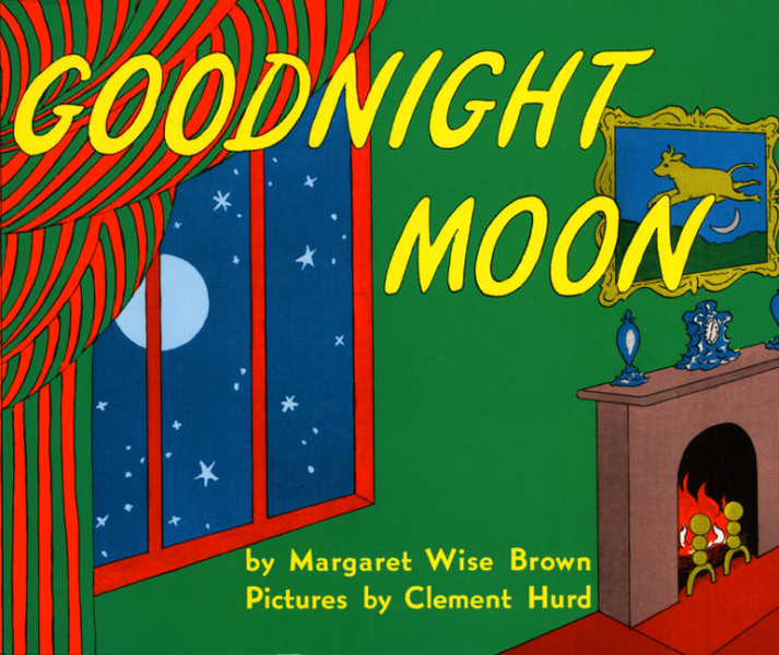 Goodnight Moon, an entire book in 134 of the loveliest words ever written.