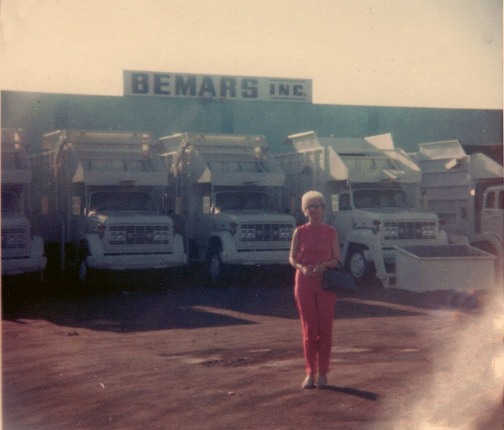 Bemars factory ca. 1962