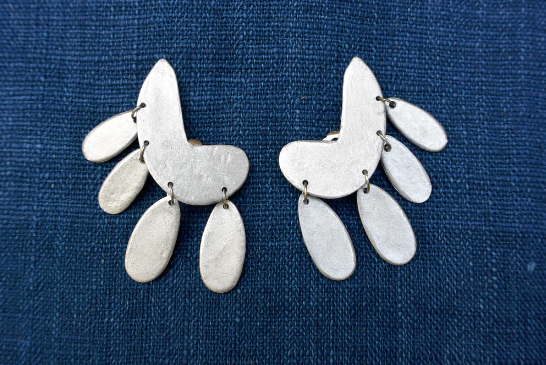 Your new must-have earrings come from Wilderness Bazaar.