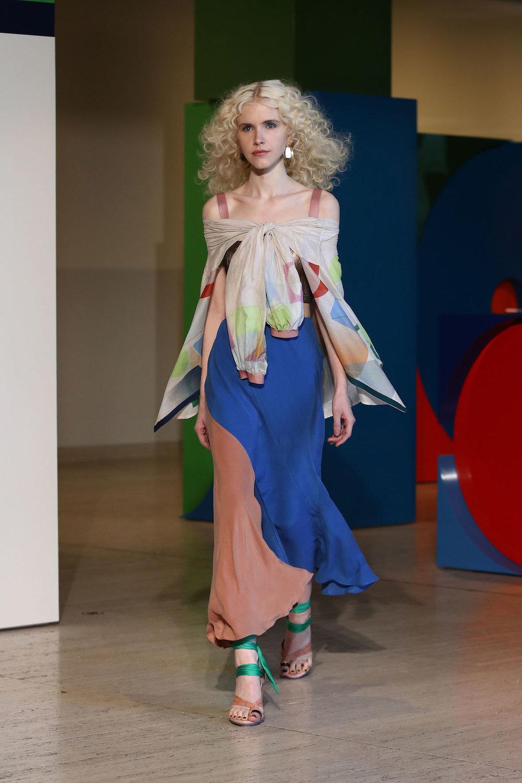 Ginger & Smart's eco-friendly fabrics for Resort '18