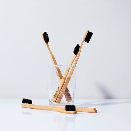 Order your bamboo toothbrushes from Nourished Life
