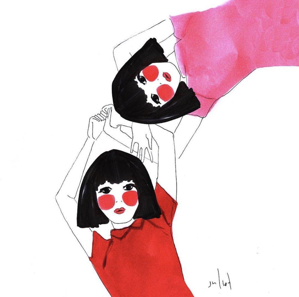 Juliet Sulejmani illustrator