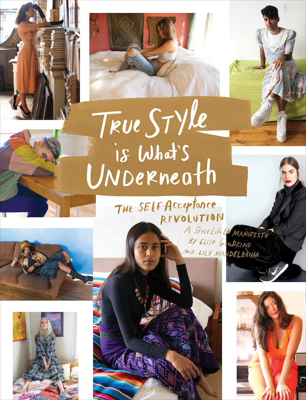 STYLELIKEU TRUE STYLE IS WHAT'S UNDERNEATH BOOK