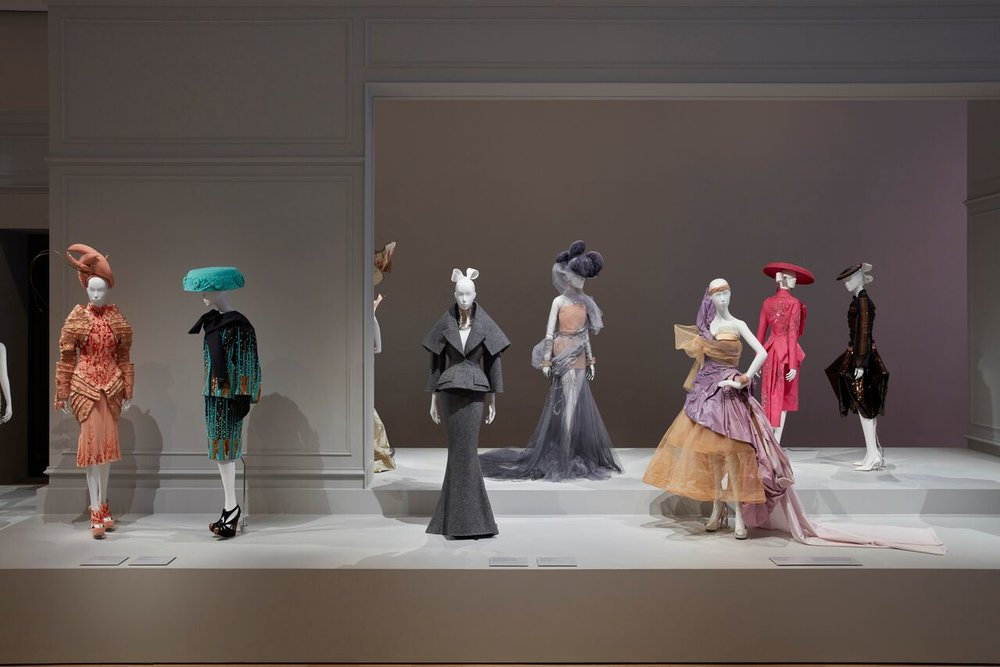 THE HOUSE OF DIOR: SEVENTY YEARS OF HAUTE COUTURE @NGV