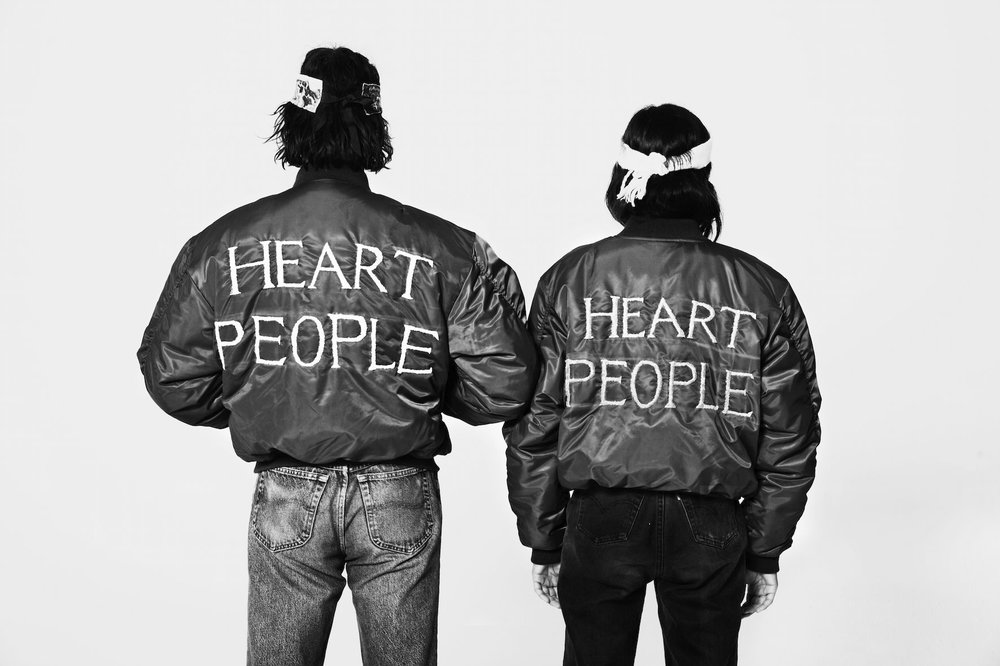 Heart People music