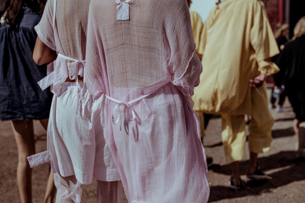 CHAIN Spring '19 photographed by Kaisa Syrjänen.