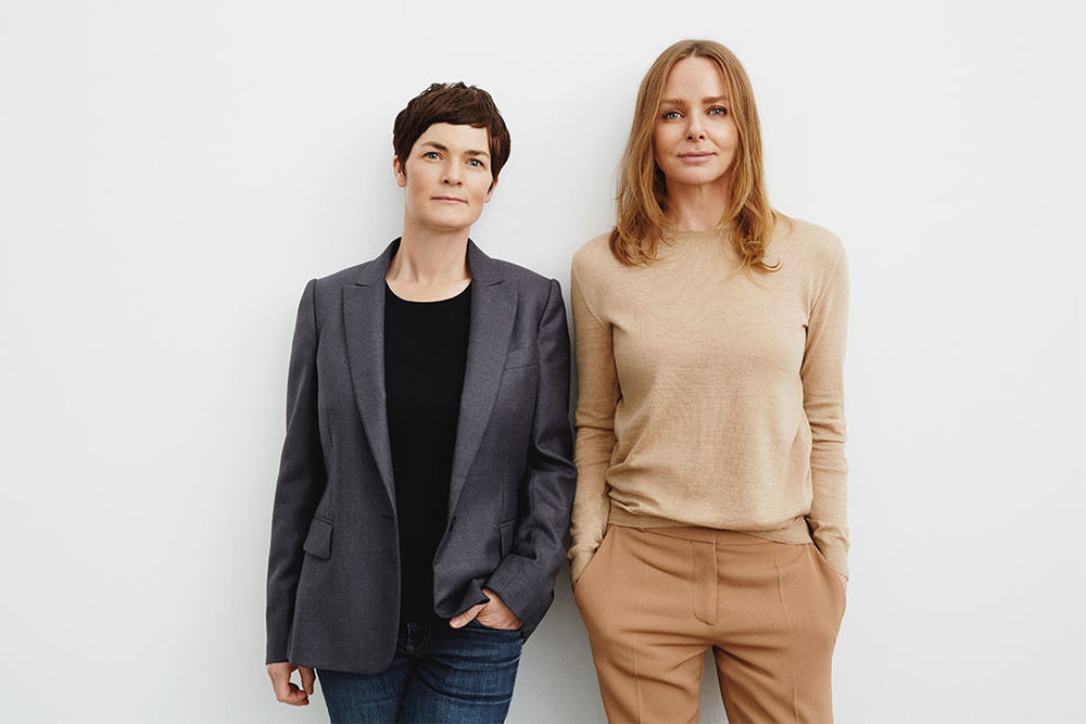 With Stella McCartney launching Make Fashion Circular
