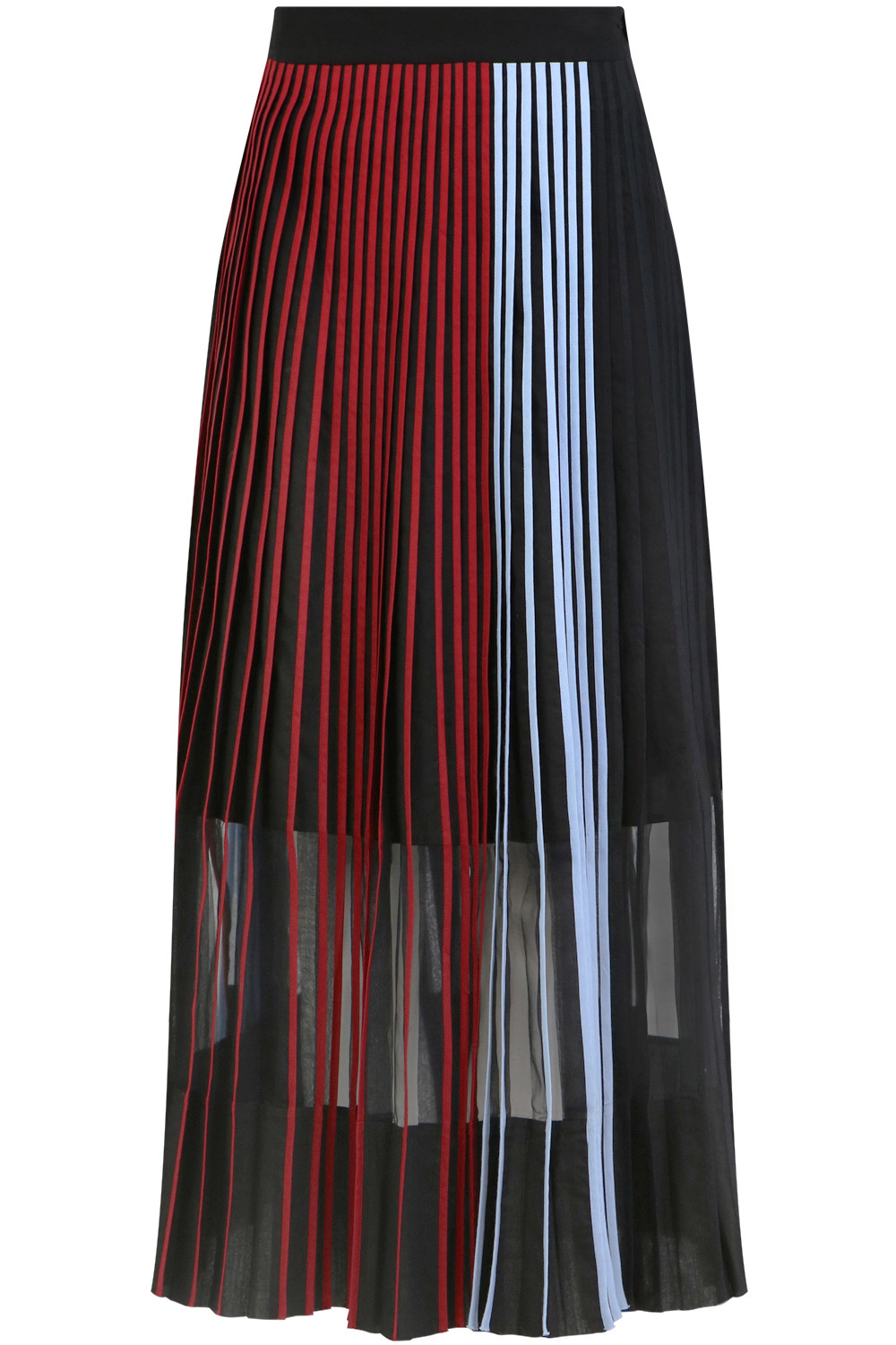 Bodice pleated skirt from  Parlour X.