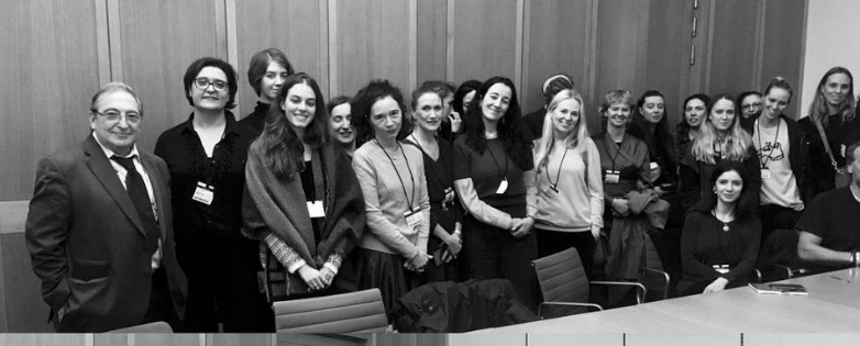 Meeting of the APPG FOR TEXTILES AND FASHION: FASHION AND SUSTAINABILITY ROUNDTABLE, December 2018