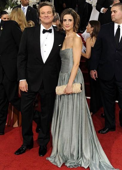 In Jeff Garner at the Golden Globes, 2011