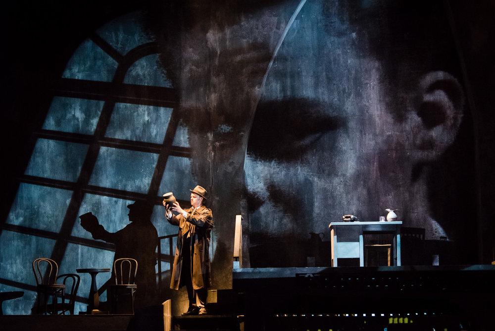 Falling Angel Opera | Brevard Music Center