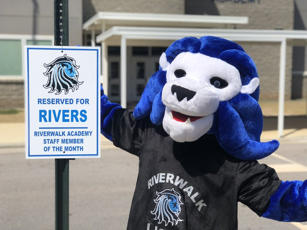 Rivers the Lion FINALLY Gets Recognized