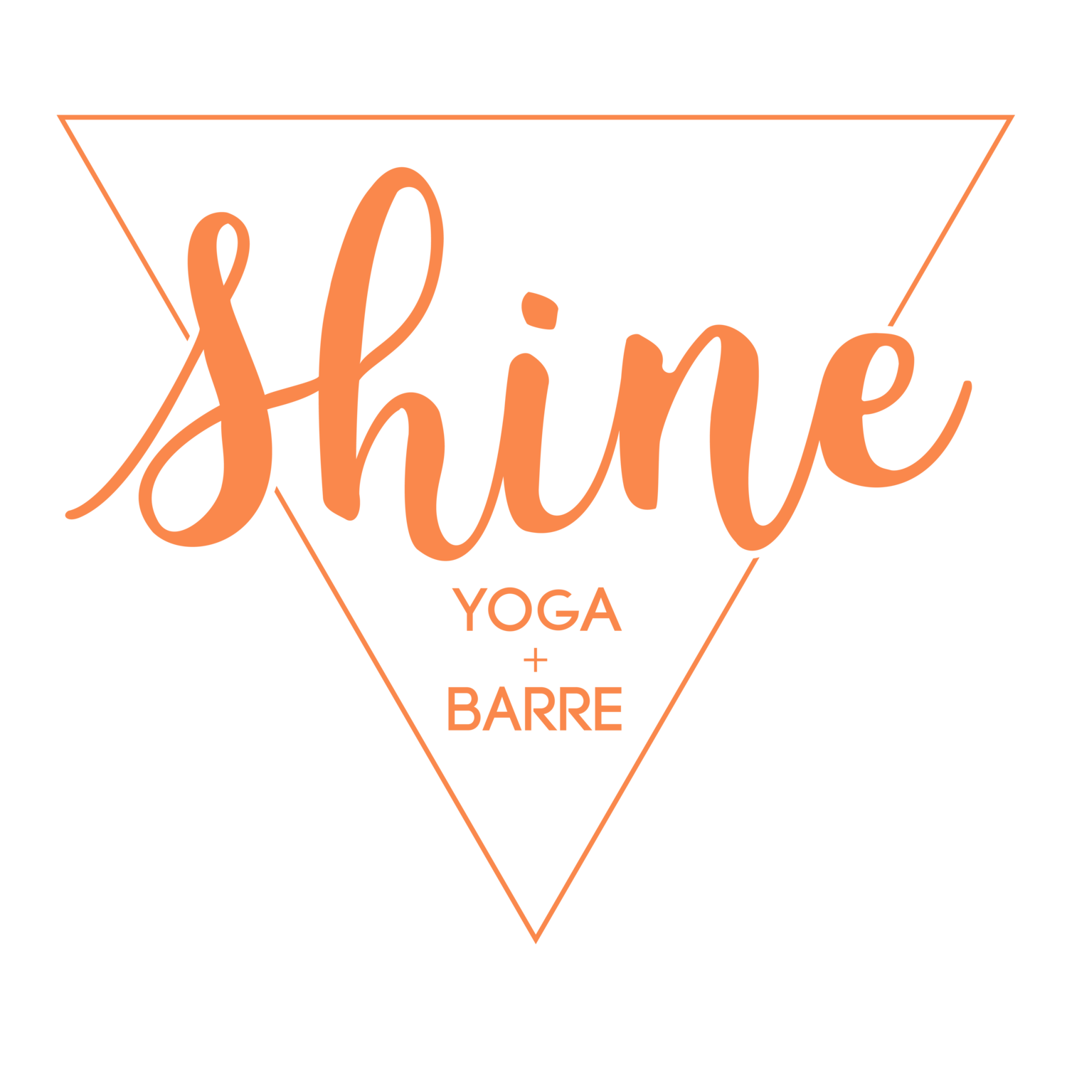 SHINE Studios – Yoga. Barre. Cycle.