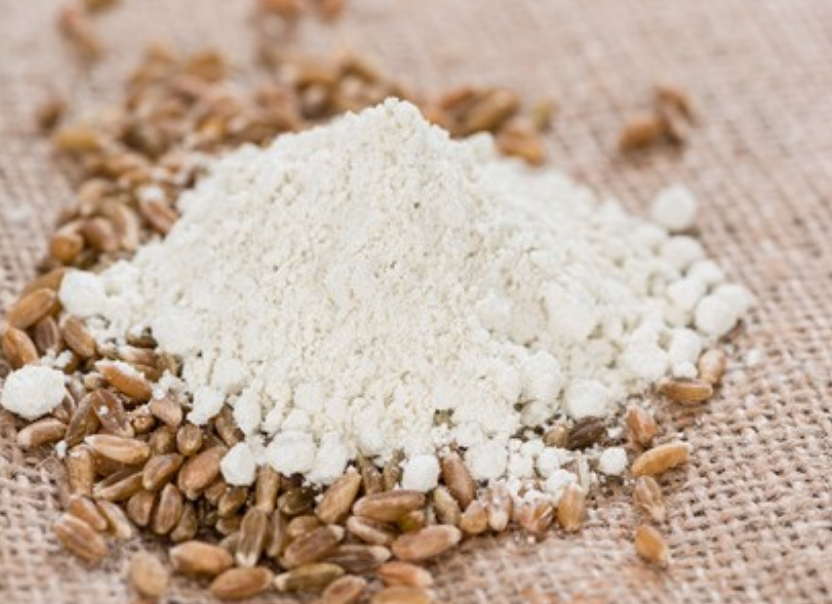 Our stone-milling process results in flavorful flour with all the nutrients found in the original grains.