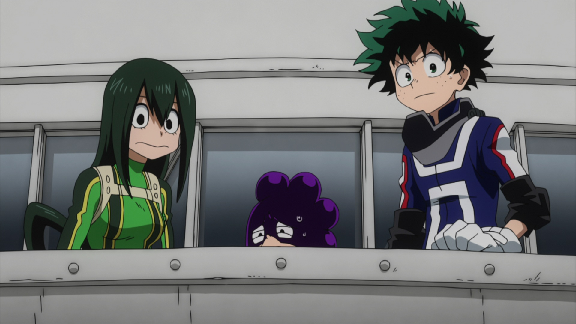 "Boku No Hero Academia Tsu my hero academia s1e10: ""encounter with the unknown"