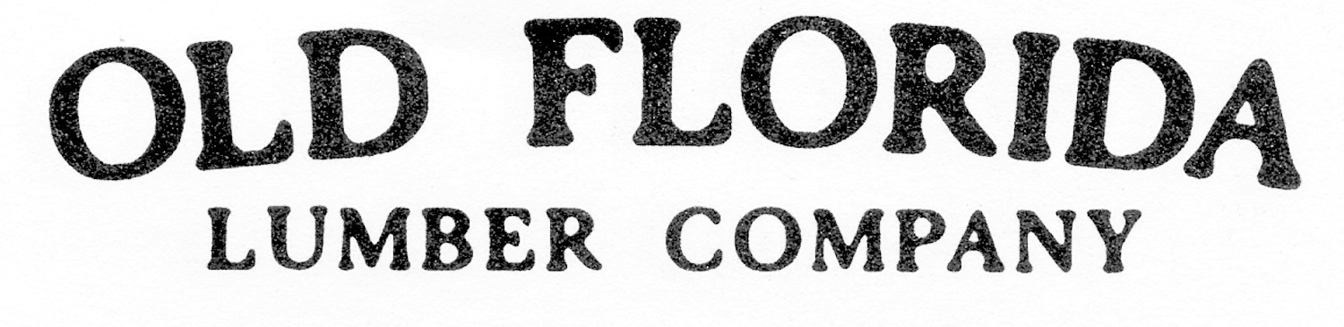 Old Florida Lumber Company