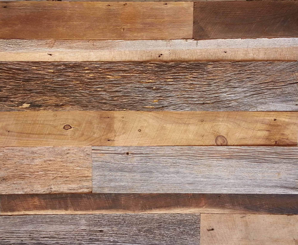 Barnwood- Mixed