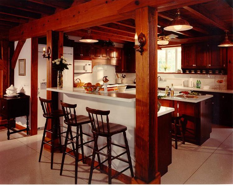 Timber Frame Home, Parkland, Florida