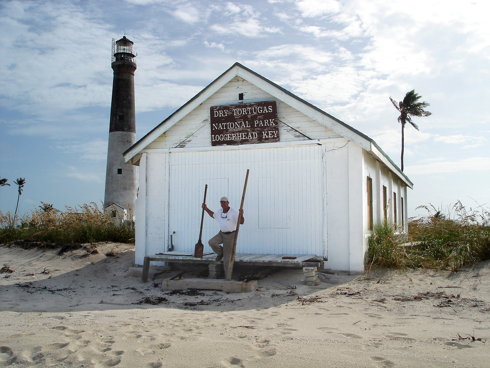 Boathouse & Lighthouse Restoration, Dry Tortugas National Park, Florida