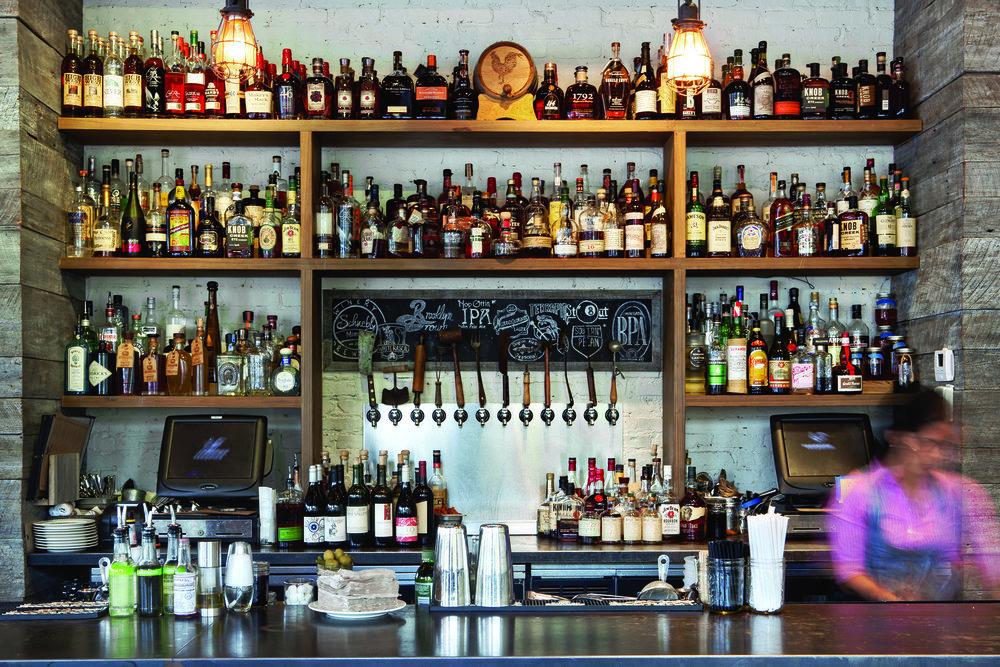 Yardbird Restaurant, Miami, Florida