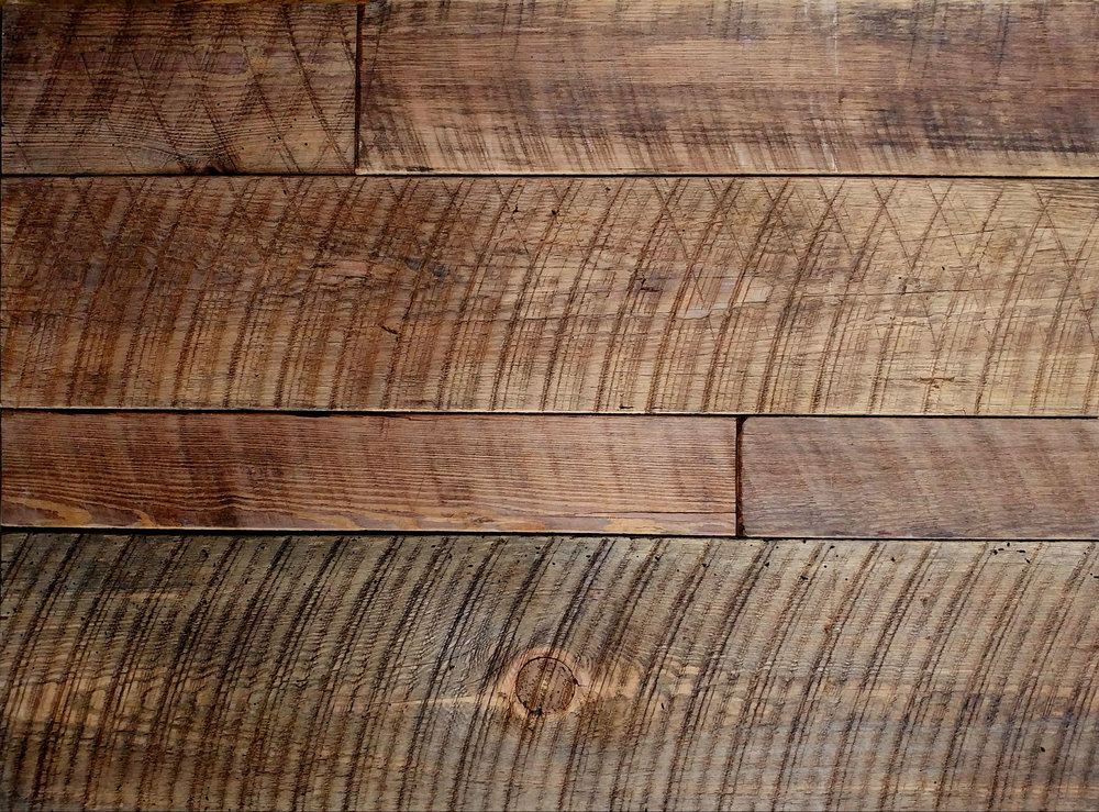 Barnwood- Rough Sawn Brown