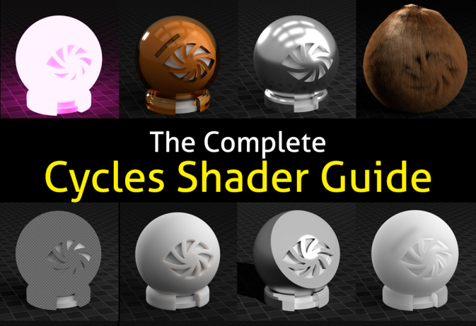 The Cycles Shader Encyclopedia — Blender Guru