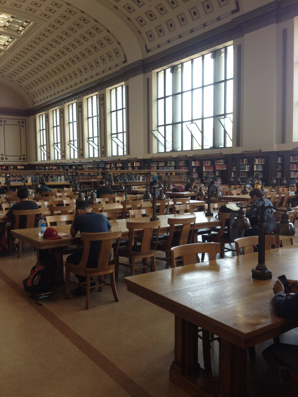 UC Berkley Library