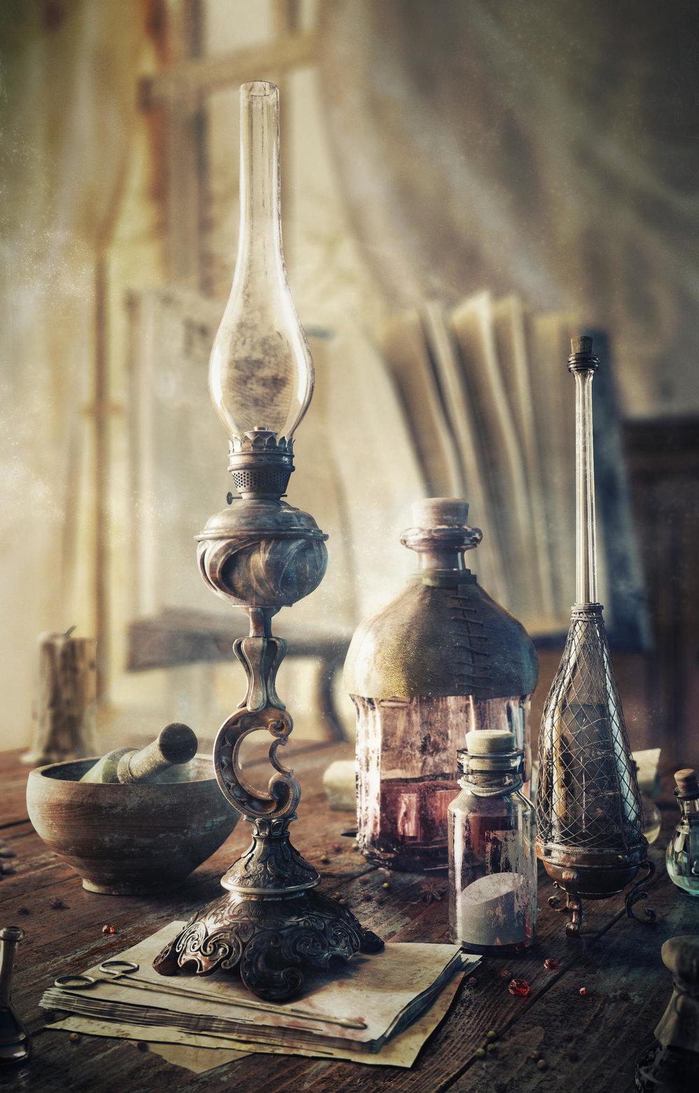 Top 10 Blender Artworks from January 2020 Blender Guru